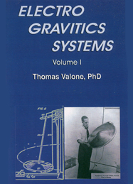 Electrogravitics Systems
