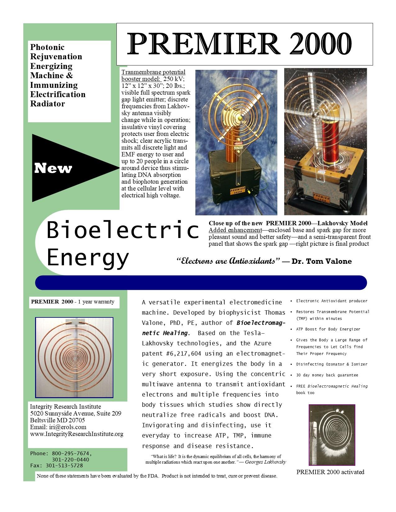 BioEnergyDevice org - IRI Catalog Pages