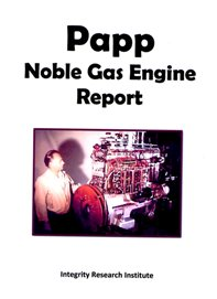 Papp Noble Gas Engine Report